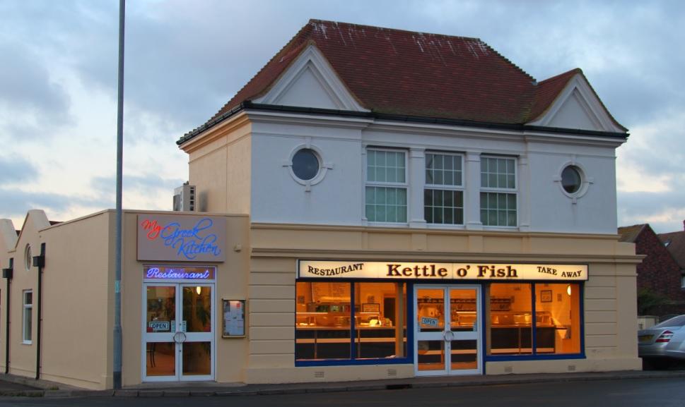 Kettle O' Fish