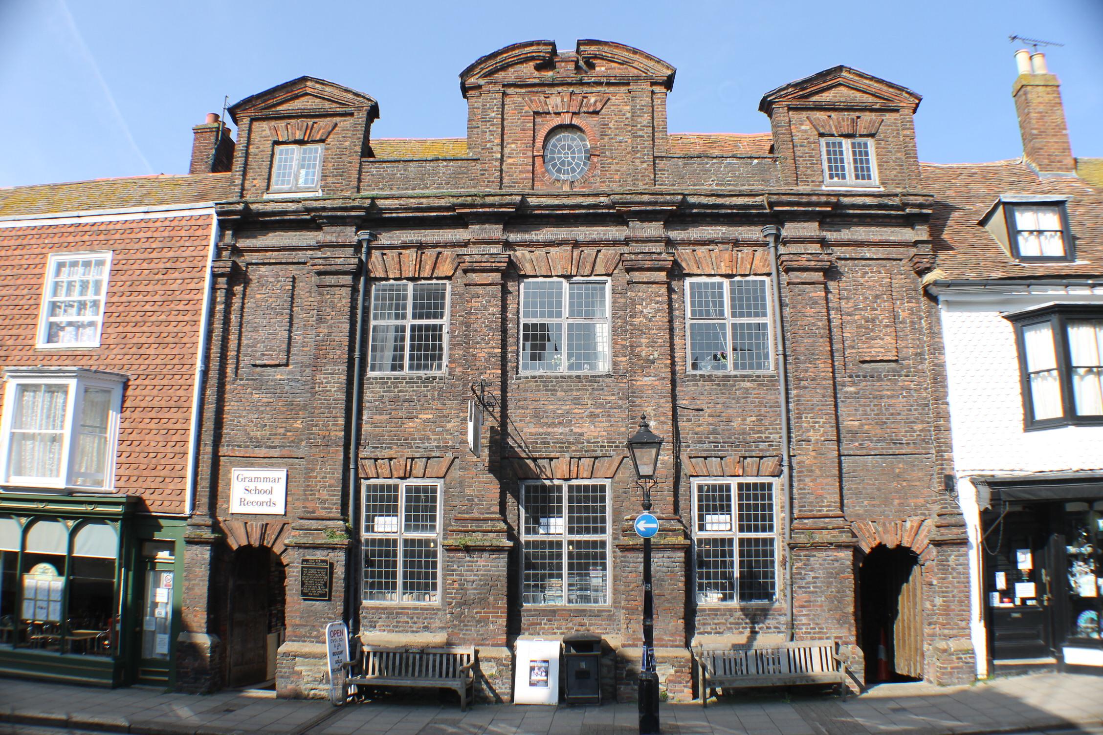 Flat 1, The Old Grammar School, High Street, Rye